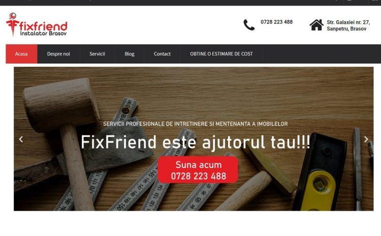 webdesign brasov instalator brasov