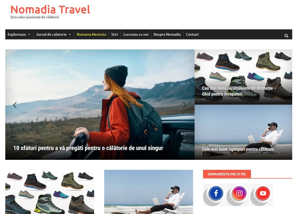 Nomadia Travel